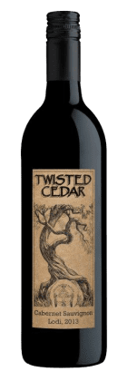 Twisted Cedar Cabernet 2013 HERO