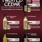 Twisted Cedar Accolades 2015